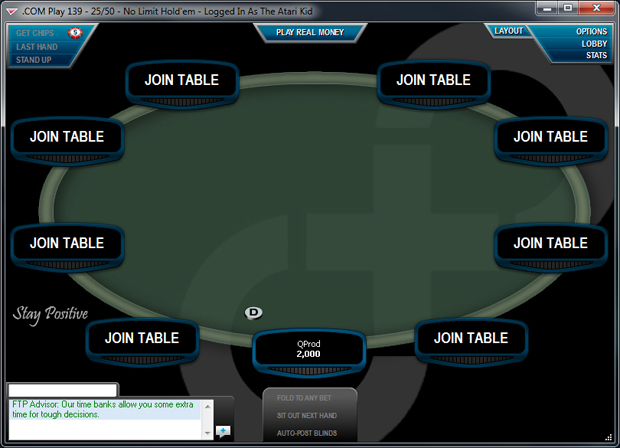 Custom Full Tilt Table