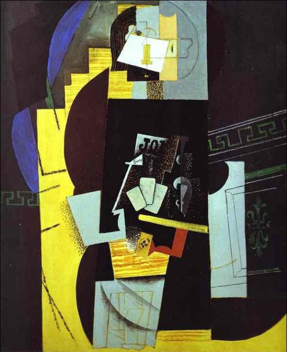 8 Card players picasso