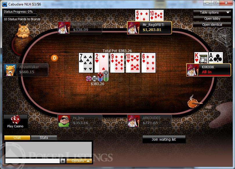 Best freerolls poker site