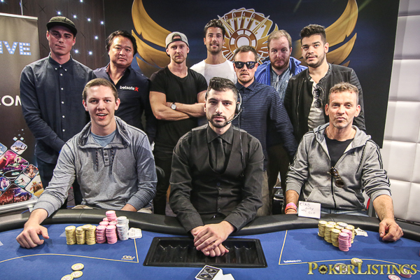 battle of malta final table