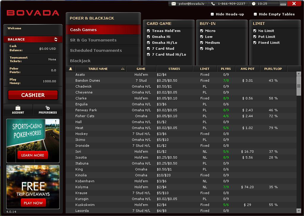 Bovada games baccarat bought by chinese