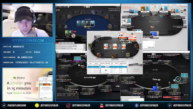 Poker Live Streams | Live Poker Streams from Twitch, PokerStars & More