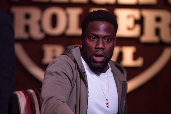 kevin hart poker tournament