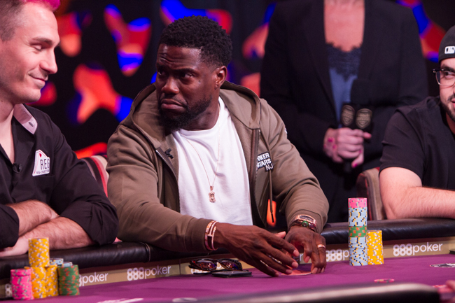 kevin hart high roller