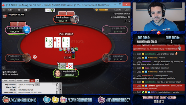 Find The Best Poker Live Streams On Twitch Tv Right Here
