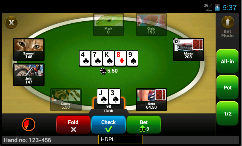 Party poker download apple