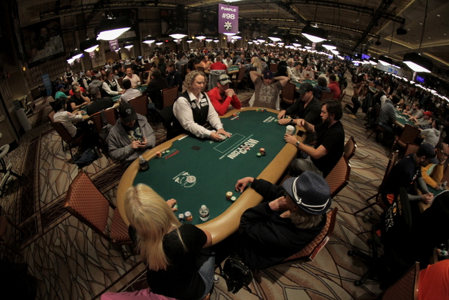 World Series Of Poker Wsop Results Updates Year By Year
