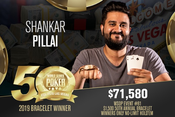 2019 WSOP Results | Winners, Final Tables & Results 2019 WSOP