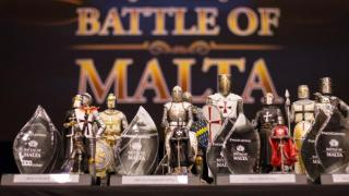 Battle of Malta trophies and logo IMG 9871 1