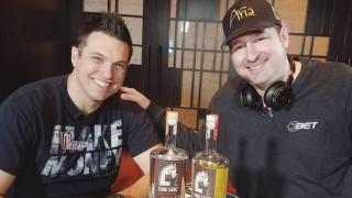 Doug Polk and Phil Hellmuth