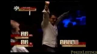 Joe Hachem Best Poker Moments