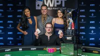 Mike Del Vecchio WPT Photo