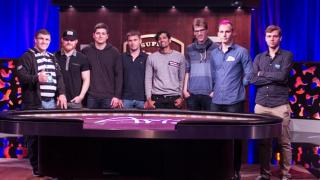 Super High Roller Bowl final table 4674