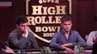Super High Roller Bowl final table 4803