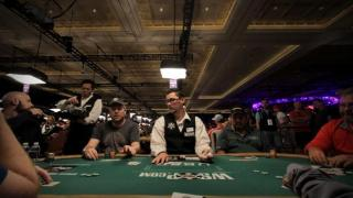 WSOP 2016 Main Event Day 1A