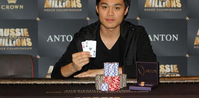 1. 22012017 EVENT NINE 25K CHALLENGE EVENT RECAP   WINNER JAMES CHEN