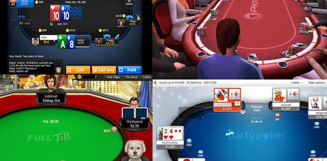 Top 6 Online Poker Sites You Can Play On Right Now