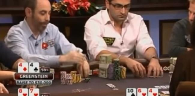 Poker Video of the Week: One Hand, Two Different Futures