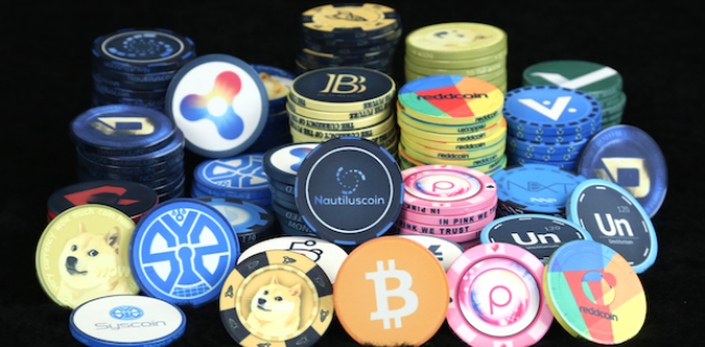 Crypto Chips Introduces Bitcoin Poker Chips