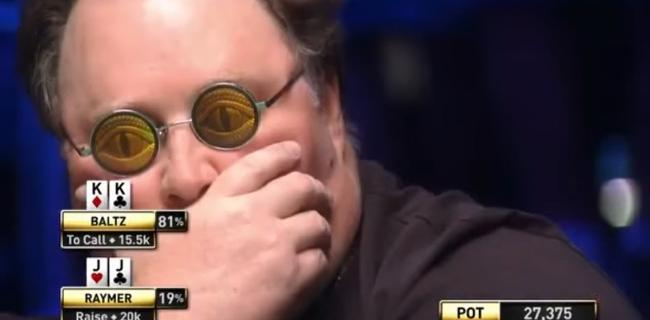 Poker Video of the Week: A Fold to Live On in WSOP Infamy