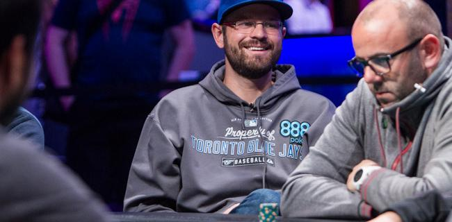 Griffin Benger: 2016 WSOP November Nine Bio | World Series of Poker