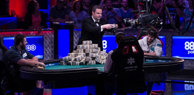 Photo Highlights from 2017 World Series of Poker Main Event