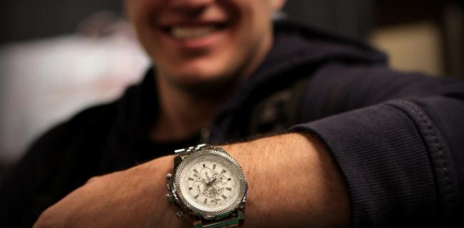 The Watch List: Five High-Stakes Poker Pros and Their Luxury Watches