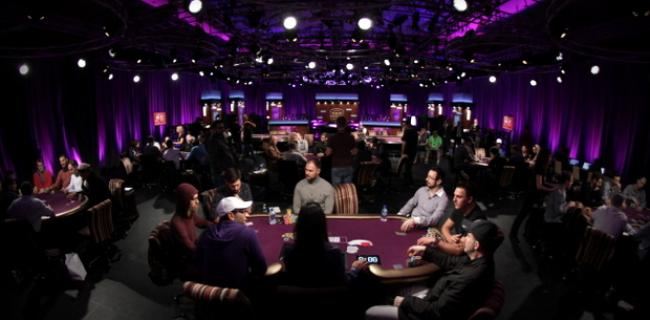 Photo Blog from the High-Stakes Aria $500k Super High Roller Bowl
