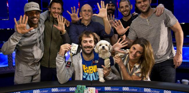 Poker Video of the Week: Jason Mercier Drops Quads on Mikhail Semin