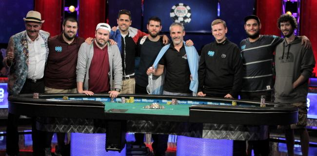 World series of poker 2015 november 9 tv schedule casino poker chalon sur saone