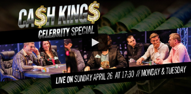 Watch the Celebrity Cash Kings Live Stream Right Here!