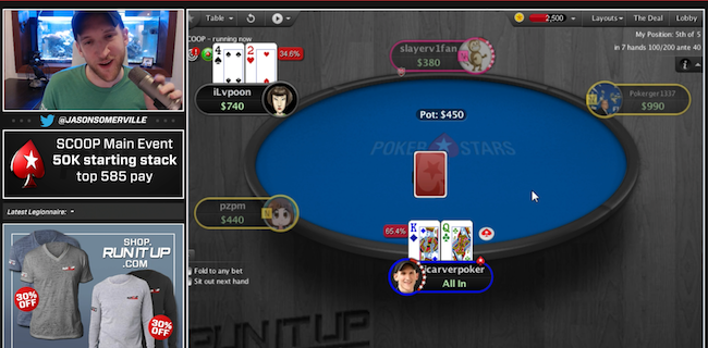 Cam free poker strip web