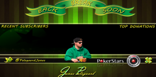 Twitch Poker Spotlight: Jonas Palsgård Brings Passion in Spades