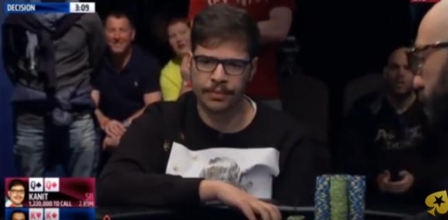 Poker Video of the Week: Mustapha Kanit's Out-of-This-World Fold