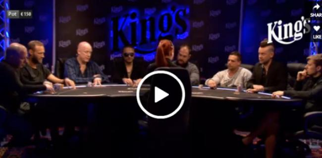 Poker Video of the Week: Is He Really Considering a Fold Here?