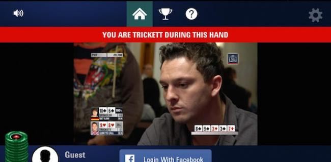PokerStars Brings User Interaction to Poker TV with Play Along App