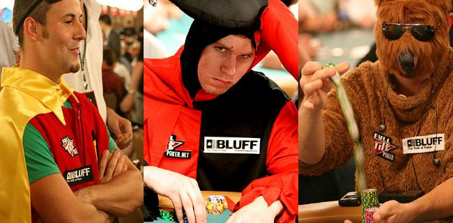 Beyond Poker Face: A Look at the Most Elaborate Costumes in Poker