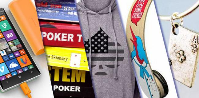 Christmas Presents That Don't Suck for Poker Players