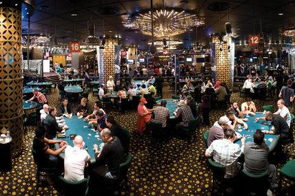 Crown Casino Poker