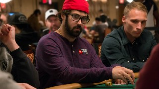 2016 WSOP Jason Mercier