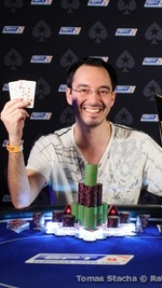 Event 78 EPT 13 Prague William Kassouf Tomas Stacha 9092