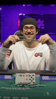 Jason Mercier WSOP