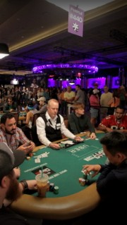 WSOP 2016 Main Event Day 1A 9