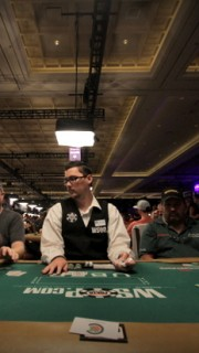 WSOP 2016 Main Event Day 1A3