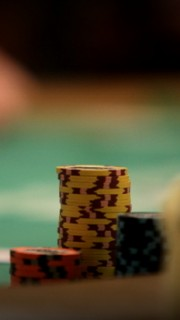 Chip Stack on WSOP Main Event 2015 Day 1A