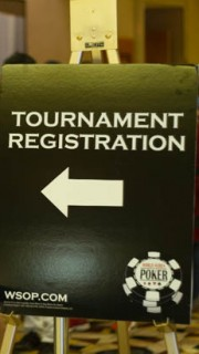 Tournament registration IMG 5368
