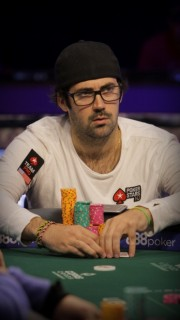Jason Mercier WSOP 1