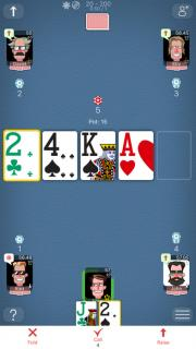 Poker App screen696x696