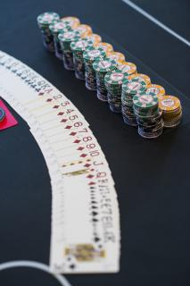 Chips Cards2013 WSOP EuropeEV0710K NLH Main EventDay 1AGiron8JG1309