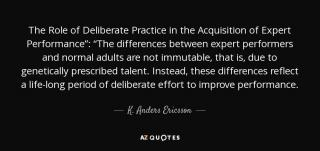 deliberate practice theory